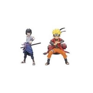 NARUTO half aged (Naruto y Sasuke)