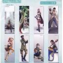 FINAL FANTASY XIII (set completo) Mini Posters plásticos translúcidos