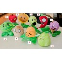 Plantas vs. Zombies peluches