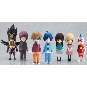 BAKUMAN (set completo) 7 figuritas trading