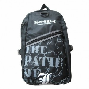 DEATH NOTE Mochila tipo Backpack (A)