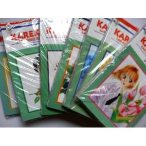 KareKano Tomo de Manga