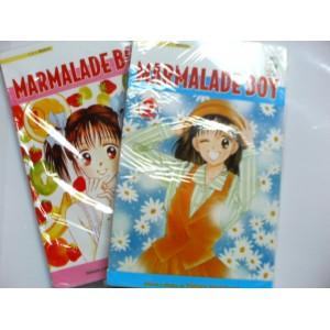 Marmalade Boy Tomo de Manga