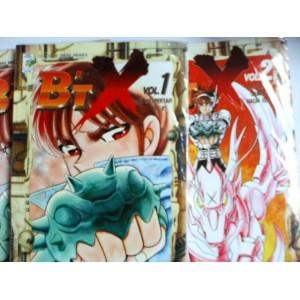 B't X Tomo de Manga