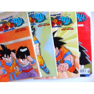 Dragon Ball Z Tomo de Manga