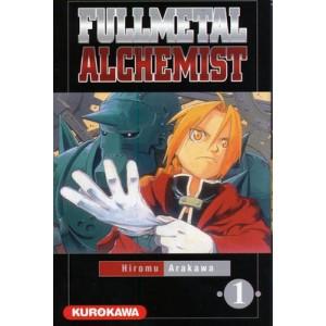 FULLMETAL Alchemist Tomo de Manga