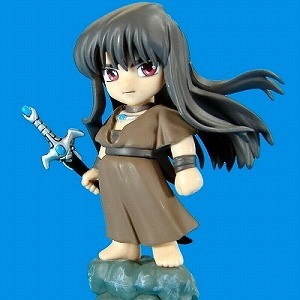 CLAMP 3D Figurita trading RGVeda (Yasha) con defecto