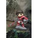 CLAMP 3D Figurita trading School Detectives (Suoh Takamura)